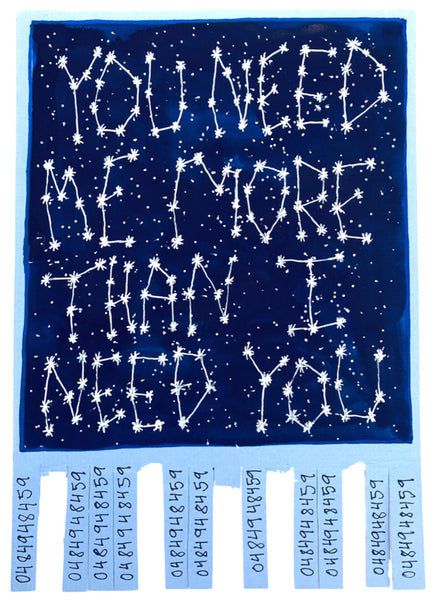 Lucas Grogan 'You Need Me More Than I Need You'