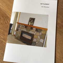 Elvis Richardson 'Settlement' catalogue
