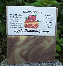APPLE DUMPLING SOAP