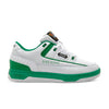 Troop Slick Series White/Green