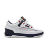 Troop Slick Series White/Navy/Red