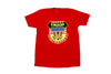 TROOP Arrow Points Crest T-Shirt Red