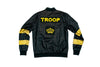 TROOP Moto Leather Jacket Black