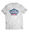 TROOP Crown Flock T-Shirt White/Navy/Red