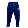 TROOP Crown Royal Velour Pants Navy