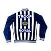 TROOP Crown Royal Velour Jacket Navy