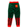 TROOP Double Diamond Velour Pants