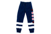 TROOP Nylon Track Pants Navy