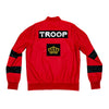 TROOP Moto Leather Jacket