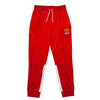 TROOP Crown Royal Velour Pants Red