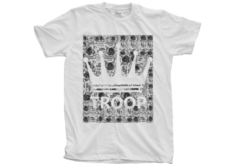 TROOP Boombox T-Shirt White