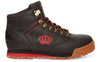 Troop Expo Boot Brown/Red/Gold