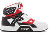 Troop Delta White/Black/Red
