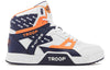 Troop Delta White/Navy/Orange