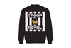 TROOP Crown Royal Crew Black/White/Gold