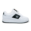 Troop Destroyer Low White/Black/Silver