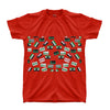 TROOP Flag T-Shirt Red