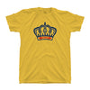 TROOP Crown Flock T-Shirt Yellow