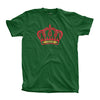 TROOP Crown Flock T-Shirt Green