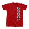 TROOP Vert T-Shirt Red