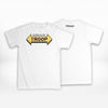 Troop Logo White T-Shirt