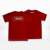 Troop Logo Red T-Shirt
