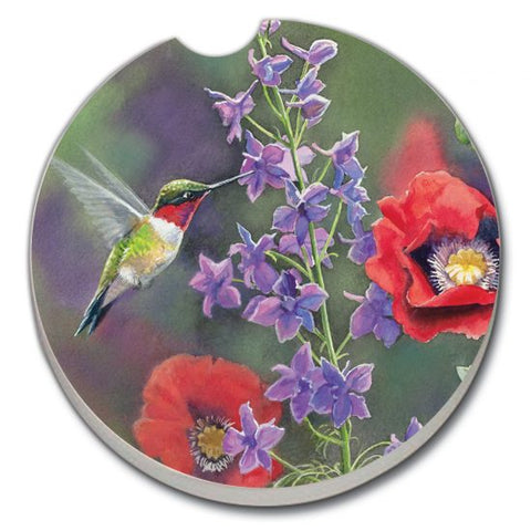 Hummingbird - Car Coaster