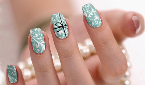 Nail Wraps - Tiffany Love