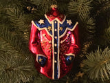 Cowboy Shirt Ornament
