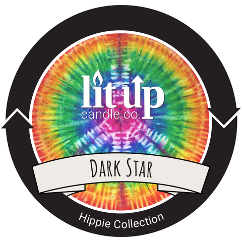 Dark Star Soy Candle