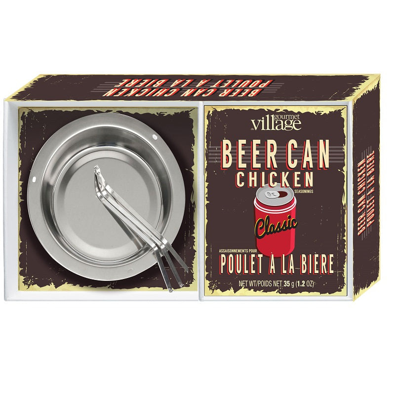 Beer Can Chicken Seasoning Kit