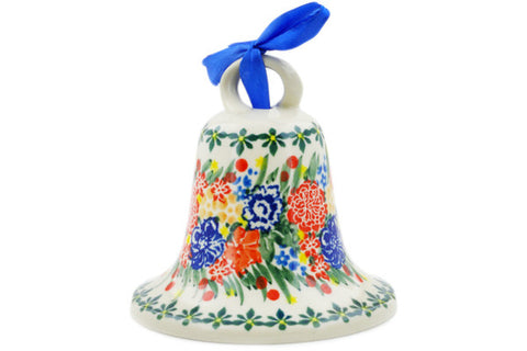 "4"" Bell Ornament"