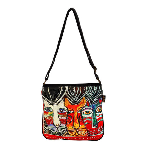 Gatos Foil Cross Body
