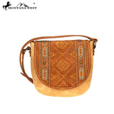 Montana West Aztec Collection Saddle Bag