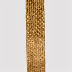 Jute Woven Double Wire Ribbon