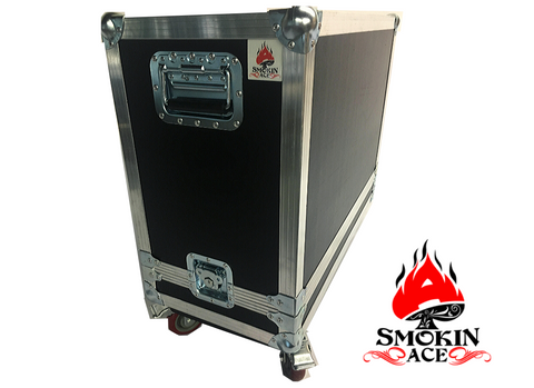 2X12 SPEAKER CAB ROAD CASE - SMOKIN ACE