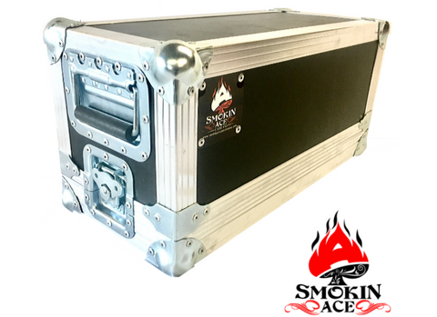 AMP HEAD ROAD CASES - SMOKIN ACE