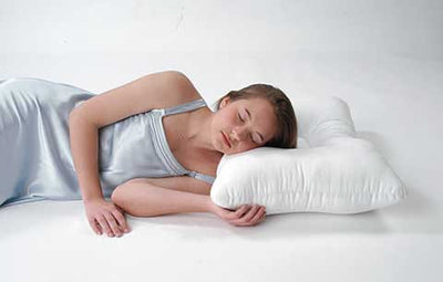 Standard Fiber Pillow by Alex Medical Products