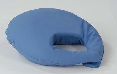 C shaped pillow - Blue by Alex Medical Products