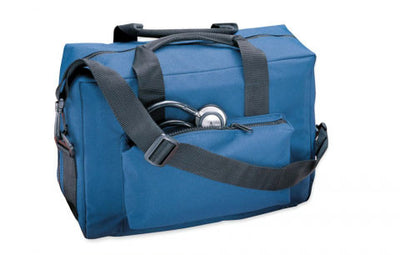 American Diagnostic Corporation ADC Blue Medical Bag