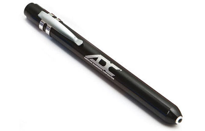 353 Series Metalite II Black Reusable Penlight by American Diagnostic Corporation ADC