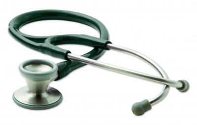 American Diagnostic Corporation ADC 602 Series Adscope® Dark Green Traditional Cardiology Stethoscope