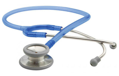 American Diagnostic Corporation ADC 603 Series Adscope® Frosted Royal Blue Clinician Stethoscope
