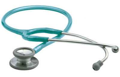 American Diagnostic Corporation ADC 603 Series Adscope® Metallic Caribbean Clinician Stethoscope