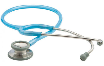 American Diagnostic Corporation ADC 603 Series Adscope® Metallic Ceil Blue Clinician Stethoscope