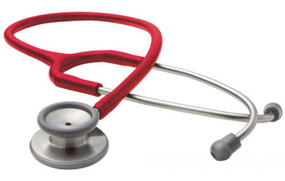 American Diagnostic Corporation ADC 603 Series Adscope® Red Clinician Stethoscope