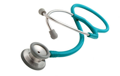 American Diagnostic Corporation ADC 604 Series Adscope® Metallic Caribbean Pediatric Clinician Stethoscope