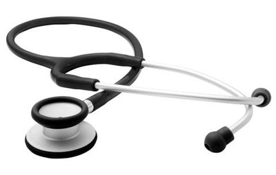 American Diagnostic Corporation ADC 609 Series Adscope® Ultra-lite Black Clinician Stethoscope