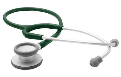American Diagnostic Corporation ADC 609 Series Adscope® Ultra-lite Dark Green Clinician Stethoscope