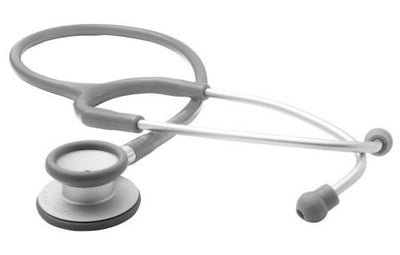 American Diagnostic Corporation ADC 609 Series Adscope® Ultra-lite Gray Clinician Stethoscope